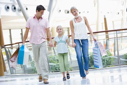 קניות וכלכלת המשפחה